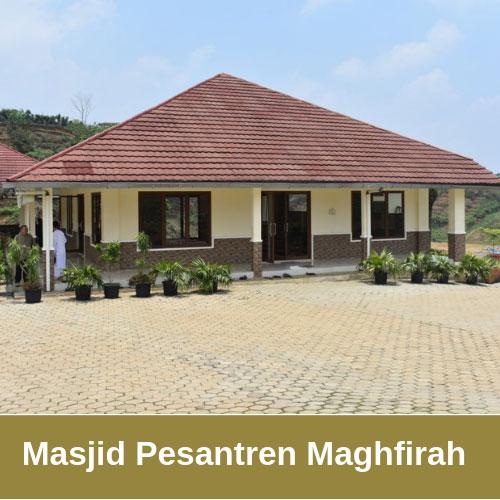 masjid pesantren maghfirah