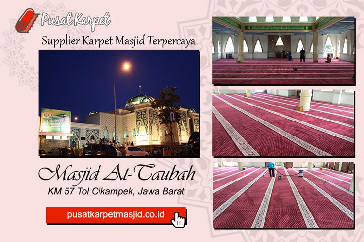 jual karpet masjid