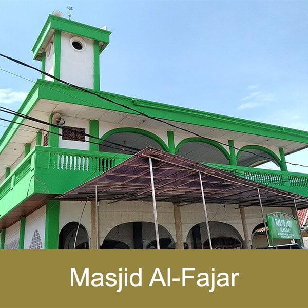 masjid al-fajar tipar cakung