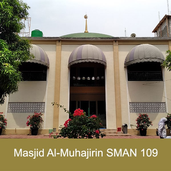 masjid al-muhajirin sman 109