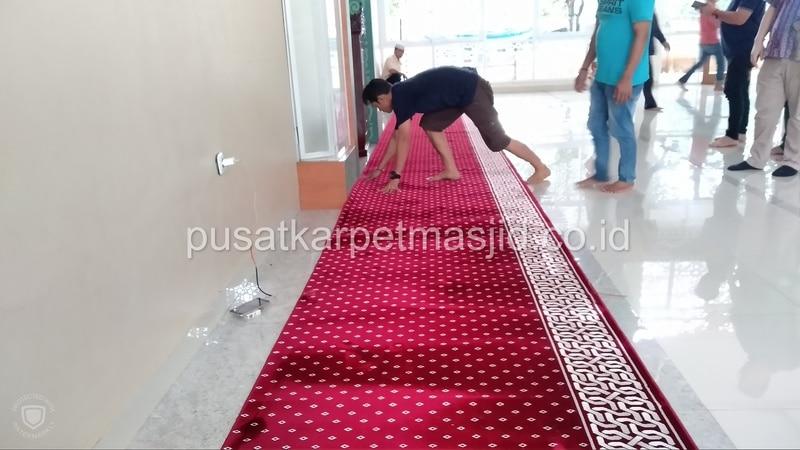 Karpet masjid mirac