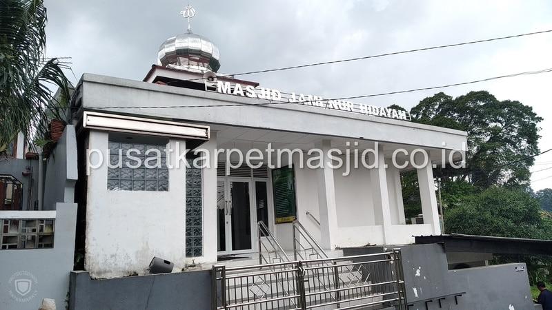 masjid jami nurul hidayah