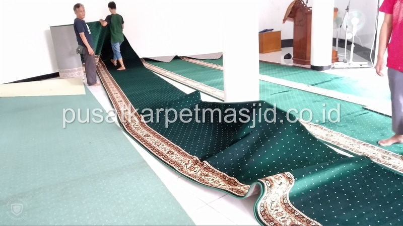 karpet masjid baru