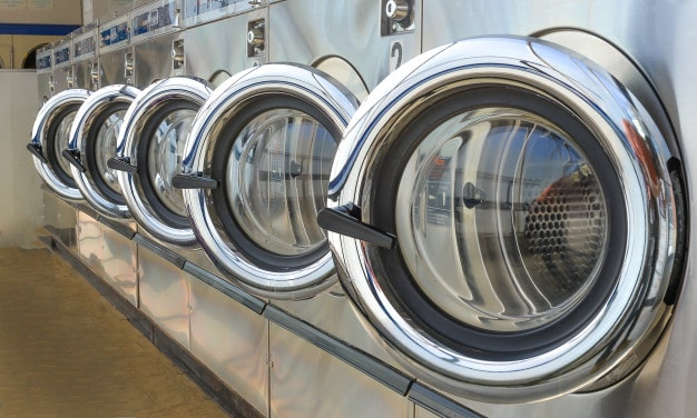 usaha rumahan laundry