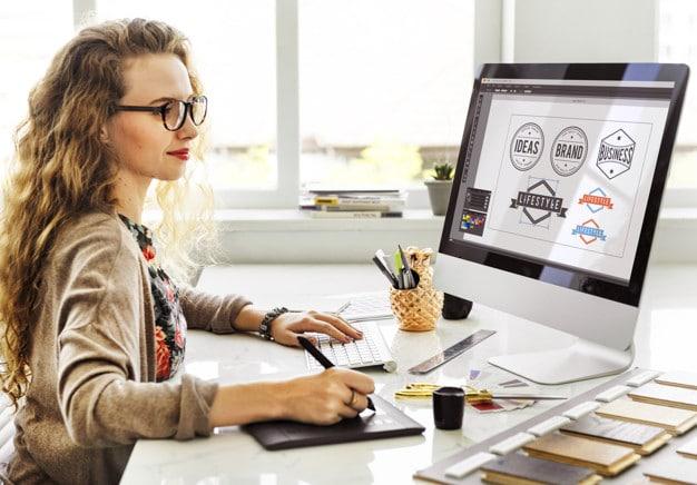 usaha rumahan desain grafis
