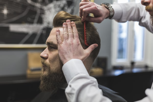 usaha rumahan jasa potong rambut