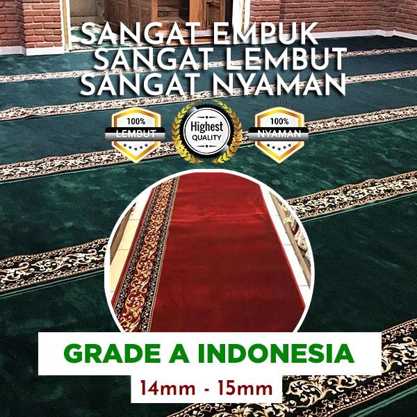 karpet masjid grand mosque
