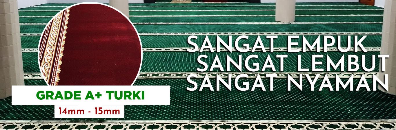 karpet masjid turki