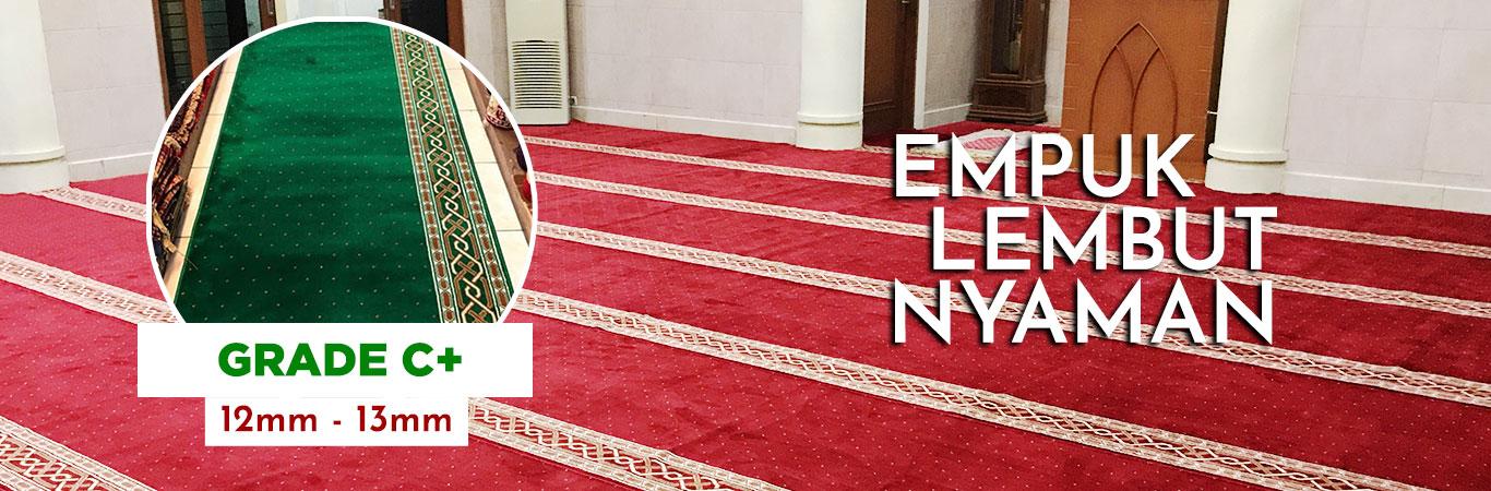 toko karpet masjid