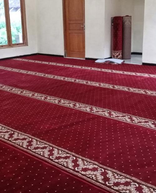 Grade B Indonesia Pusat Karpet Masjid