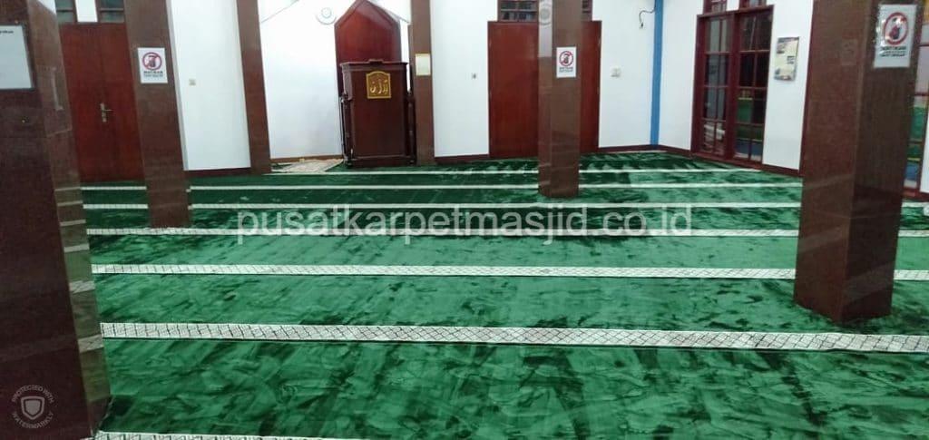 masjid nurul ikhlas cimone