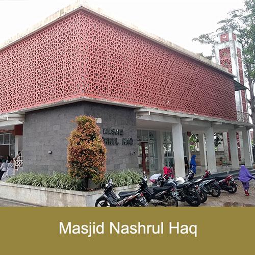 Masjid Nashrul Haq Citayem