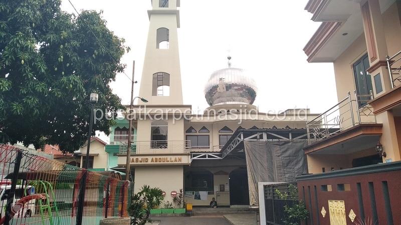 masjid abdullah kalisari