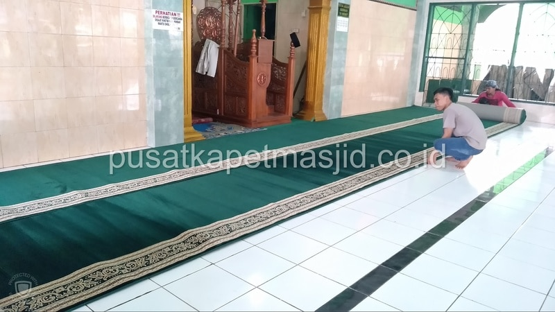 karpet masjid grade a