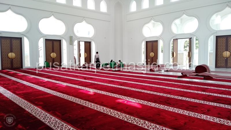 masjid as-shiddiq cikeas