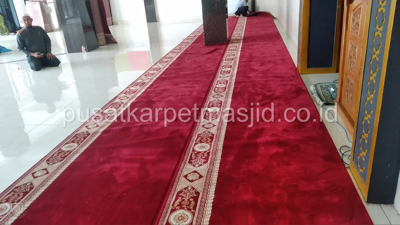karpet masjid super mosque