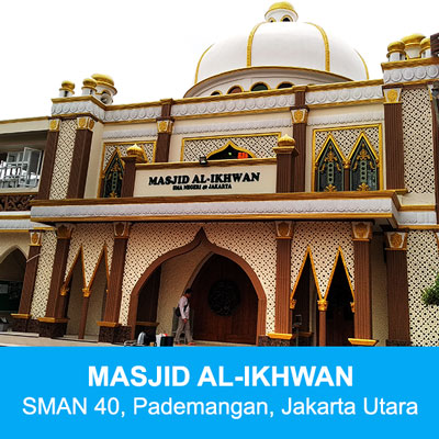 masjid al-ikhwan sman 40