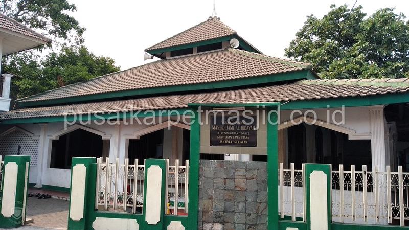 masjid al-hidayah kebayoran