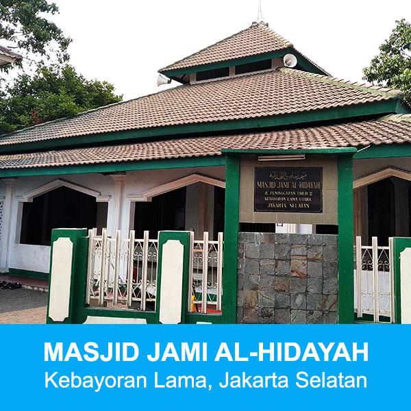 masjid al-hidayah