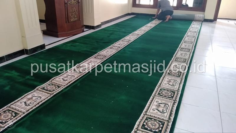 karpet masjid super tebriz