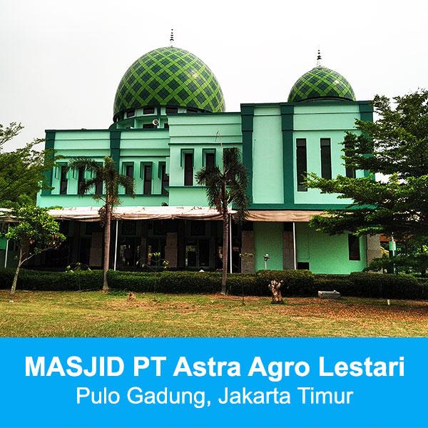 masjid pt astra agro lestari