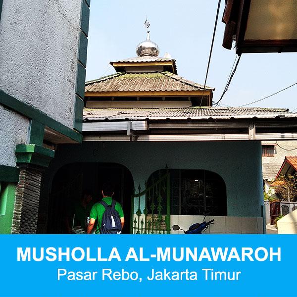 musholla al-munawaroh