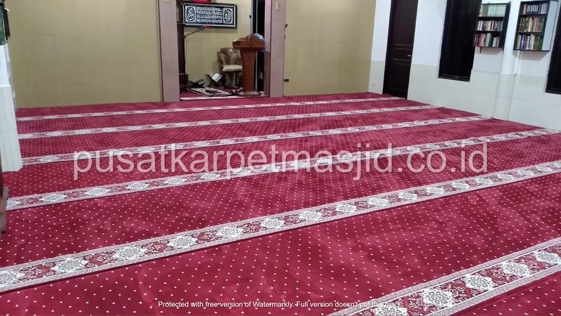 karpet masjid turki tebal