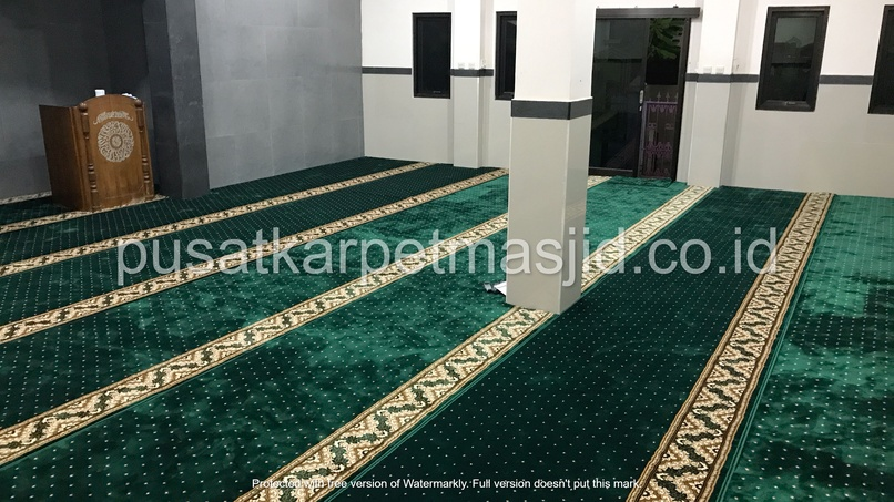 karpet masjid al namaz