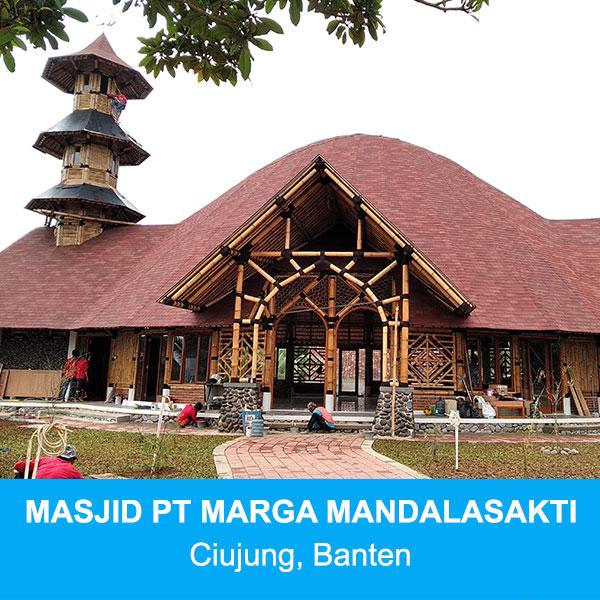 Masjid PT Marga Mandalasakti