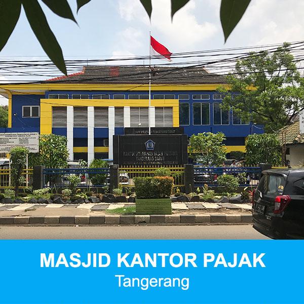 kantor pelayanan pajak tangerang